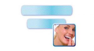 Bělicí pásky na zuby Crest