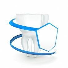 fluoridace zubů