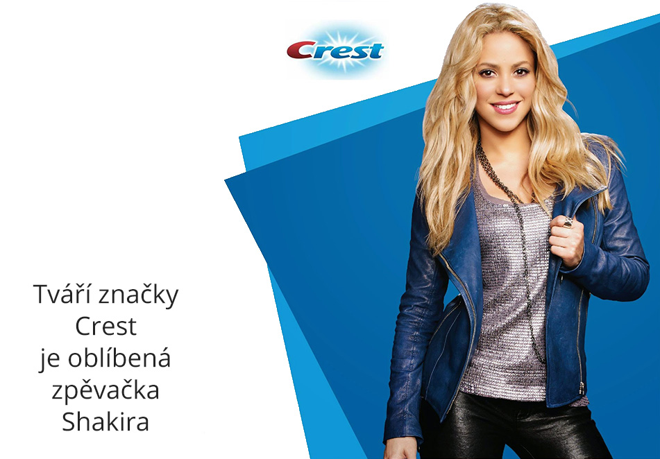 shakira crest cz