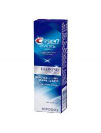 Belicí zubní pasta Crest 3D diamond strong